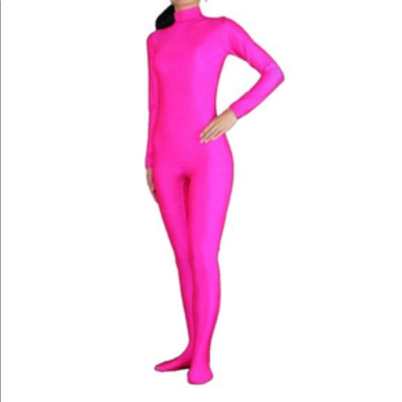 Hot Pink Unitard Costume  sc 1 st  Poshmark & Other | Hot Pink Unitard Costume | Poshmark